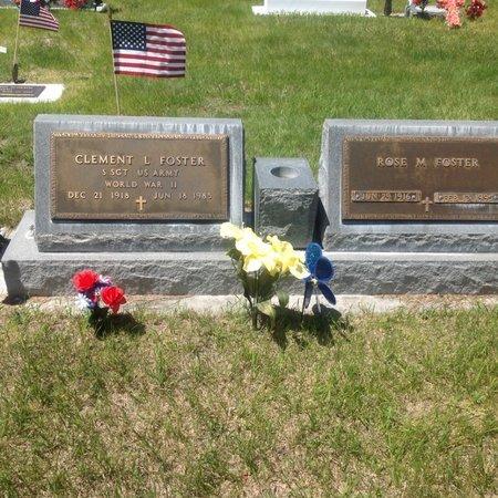 FOSTER, ROSE M. - Cherry County, Nebraska   ROSE M. FOSTER - Nebraska Gravestone Photos