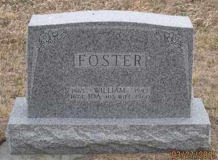 FOSTER, IDA - Cherry County, Nebraska | IDA FOSTER - Nebraska Gravestone Photos