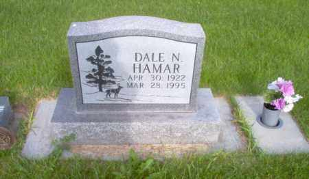 HAMAR, DALE N - Cherry County, Nebraska | DALE N HAMAR - Nebraska Gravestone Photos