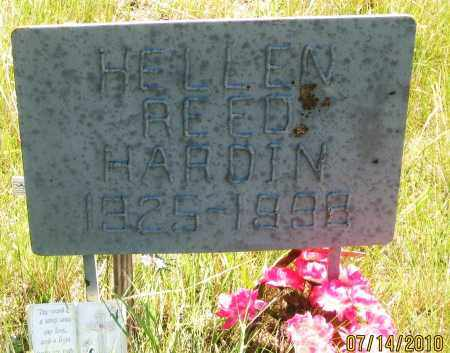 HARDIN, HELLEN - Cherry County, Nebraska | HELLEN HARDIN - Nebraska Gravestone Photos