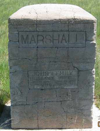 MARSHALL, JOHN - Cherry County, Nebraska | JOHN MARSHALL - Nebraska Gravestone Photos