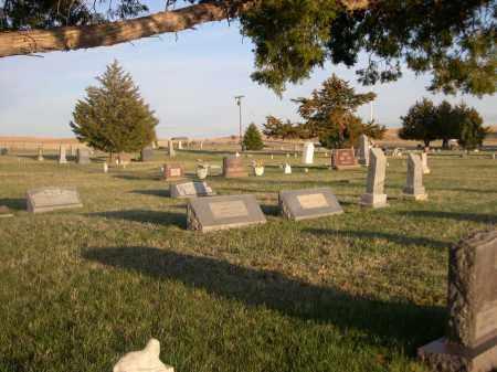 *PRAIRIE LAWN CEMETERY, VIEW OF - Cherry County, Nebraska | VIEW OF *PRAIRIE LAWN CEMETERY - Nebraska Gravestone Photos