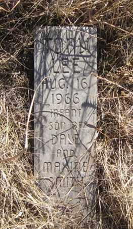 SMITH, TONY  LEE - Cherry County, Nebraska   TONY  LEE SMITH - Nebraska Gravestone Photos