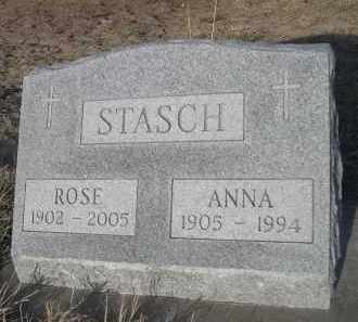 STASCH, ANNA - Cherry County, Nebraska   ANNA STASCH - Nebraska Gravestone Photos