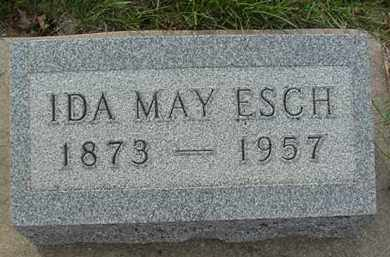 NEUMANN ESCH, IDA MAY - Clay County, Nebraska | IDA MAY NEUMANN ESCH - Nebraska Gravestone Photos