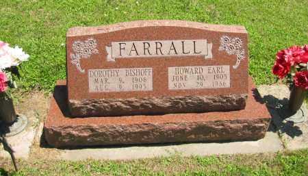 BISHOFF FARRALL, DOROTHY - Clay County, Nebraska   DOROTHY BISHOFF FARRALL - Nebraska Gravestone Photos