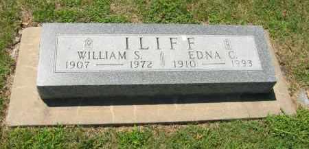 ILIFF, EDNA CECIL - Clay County, Nebraska   EDNA CECIL ILIFF - Nebraska Gravestone Photos