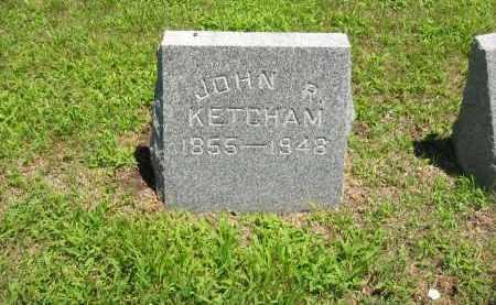 KETCHAM, JOHN R - Clay County, Nebraska   JOHN R KETCHAM - Nebraska Gravestone Photos