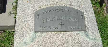 PAULUS, EVELYN IRENE - Clay County, Nebraska | EVELYN IRENE PAULUS - Nebraska Gravestone Photos