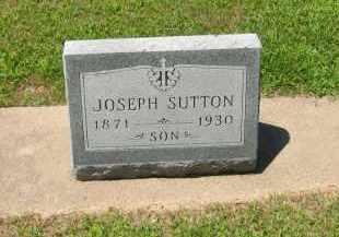 SUTTON, JOSEPH - Clay County, Nebraska | JOSEPH SUTTON - Nebraska Gravestone Photos