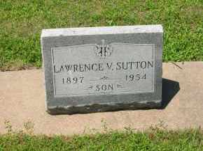 SUTTON, LAWRENCE V. - Clay County, Nebraska   LAWRENCE V. SUTTON - Nebraska Gravestone Photos
