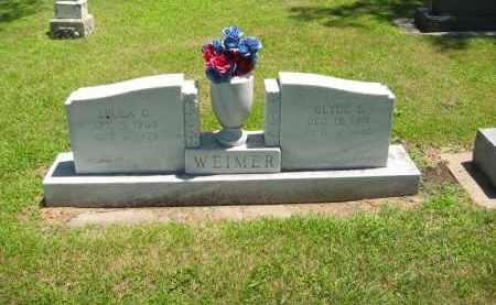 WEIMER, LEOLA C. - Clay County, Nebraska | LEOLA C. WEIMER - Nebraska Gravestone Photos