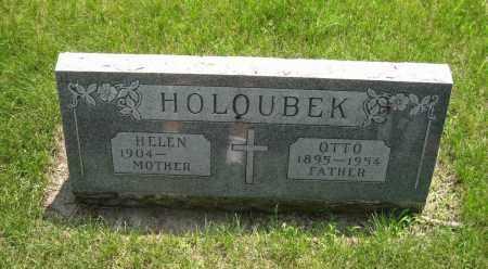 HOLOUBEK, OTTO - Colfax County, Nebraska | OTTO HOLOUBEK - Nebraska Gravestone Photos