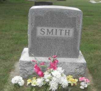 SMITH, FAMILY MARKER - Colfax County, Nebraska | FAMILY MARKER SMITH - Nebraska Gravestone Photos