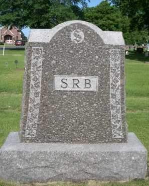 SRB, FAMILY - Colfax County, Nebraska   FAMILY SRB - Nebraska Gravestone Photos