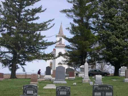 ZION PRESBYTERIAN CHURCH CEMET, VIEW OF - Colfax County, Nebraska | VIEW OF ZION PRESBYTERIAN CHURCH CEMET - Nebraska Gravestone Photos