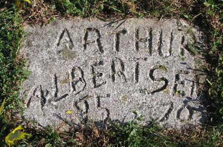 ABERTSEN, ARTHUR - Cuming County, Nebraska | ARTHUR ABERTSEN - Nebraska Gravestone Photos