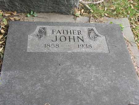 ACKERMAN, JOHN #2 - Cuming County, Nebraska | JOHN #2 ACKERMAN - Nebraska Gravestone Photos