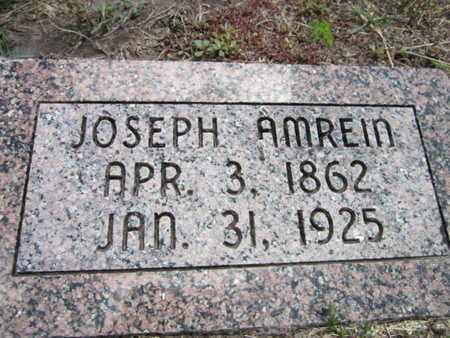 AMREIN, JOSEPH - Cuming County, Nebraska   JOSEPH AMREIN - Nebraska Gravestone Photos