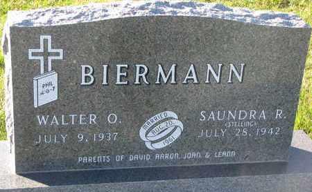 STELLING BIERMANN, SAUNDRA R. - Cuming County, Nebraska | SAUNDRA R. STELLING BIERMANN - Nebraska Gravestone Photos