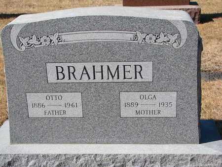 BRAHMER, OTTO - Cuming County, Nebraska | OTTO BRAHMER - Nebraska Gravestone Photos