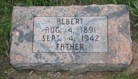 BRASCH, ALBERT - Cuming County, Nebraska | ALBERT BRASCH - Nebraska Gravestone Photos