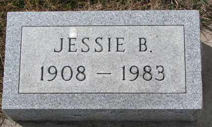 BREETZKE, JESSIE B. - Cuming County, Nebraska | JESSIE B. BREETZKE - Nebraska Gravestone Photos
