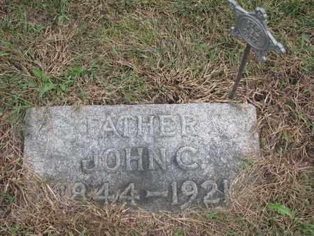 BRIGGS, JOHN C. - Cuming County, Nebraska | JOHN C. BRIGGS - Nebraska Gravestone Photos