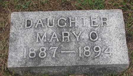 BRIGGS, MARY O. - Cuming County, Nebraska | MARY O. BRIGGS - Nebraska Gravestone Photos