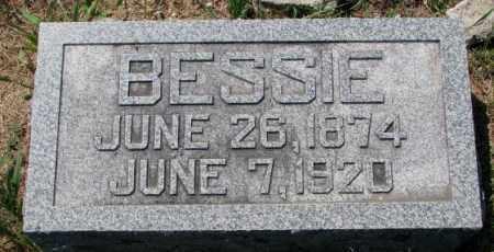BRYNGELSON, BESSIE - Cuming County, Nebraska | BESSIE BRYNGELSON - Nebraska Gravestone Photos