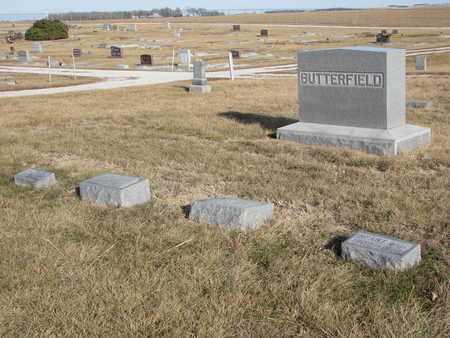 BUTTERFIELD, FAMILY PLOT - Cuming County, Nebraska   FAMILY PLOT BUTTERFIELD - Nebraska Gravestone Photos