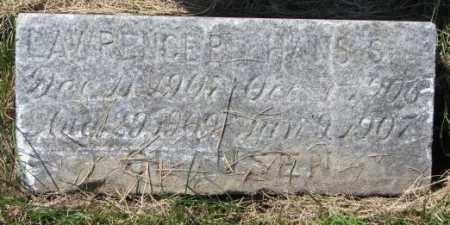 CLAUSEN, LAWRENCE P. - Cuming County, Nebraska | LAWRENCE P. CLAUSEN - Nebraska Gravestone Photos