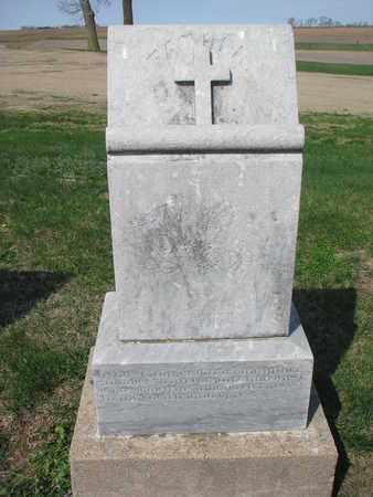 CUSICK, FATHER - Cuming County, Nebraska | FATHER CUSICK - Nebraska Gravestone Photos