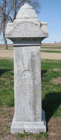 CUSICK, SARAH J. - Cuming County, Nebraska | SARAH J. CUSICK - Nebraska Gravestone Photos