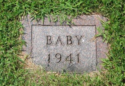 DIEKEMPER, BABY #2 - Cuming County, Nebraska | BABY #2 DIEKEMPER - Nebraska Gravestone Photos