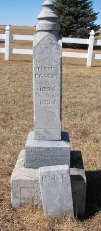 EGGERS, HELENE J. - Cuming County, Nebraska   HELENE J. EGGERS - Nebraska Gravestone Photos