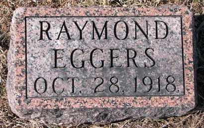 EGGERS, RAYMOND - Cuming County, Nebraska | RAYMOND EGGERS - Nebraska Gravestone Photos