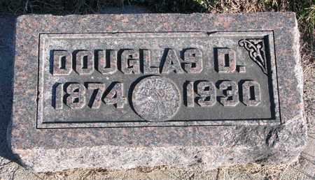 EMLEY, DOUGLAS D. - Cuming County, Nebraska   DOUGLAS D. EMLEY - Nebraska Gravestone Photos