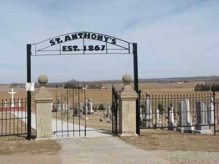 *ENTRANCE, 2015 - Cuming County, Nebraska | 2015 *ENTRANCE - Nebraska Gravestone Photos