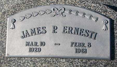 ERNESTI, JAMES P. - Cuming County, Nebraska | JAMES P. ERNESTI - Nebraska Gravestone Photos