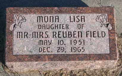 FIELD, MONA LISA - Cuming County, Nebraska | MONA LISA FIELD - Nebraska Gravestone Photos