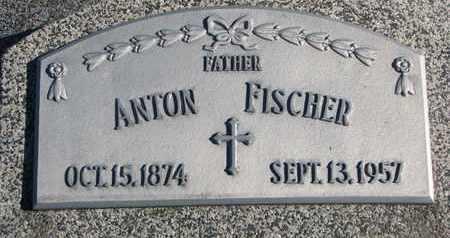 FISCHER, ANTON - Cuming County, Nebraska | ANTON FISCHER - Nebraska Gravestone Photos