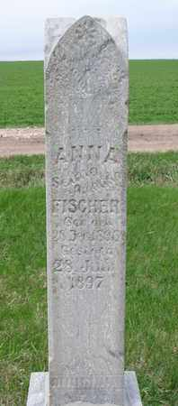 FISCHER, ANNA - Cuming County, Nebraska   ANNA FISCHER - Nebraska Gravestone Photos