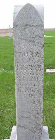 FISCHER, DORA - Cuming County, Nebraska | DORA FISCHER - Nebraska Gravestone Photos