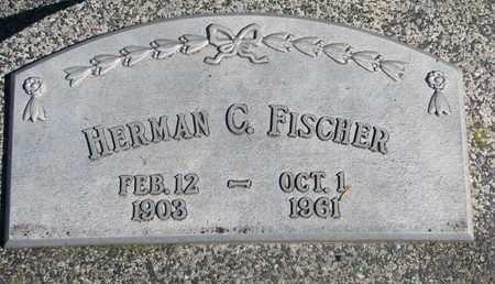 FISCHER, HERMAN C. - Cuming County, Nebraska   HERMAN C. FISCHER - Nebraska Gravestone Photos