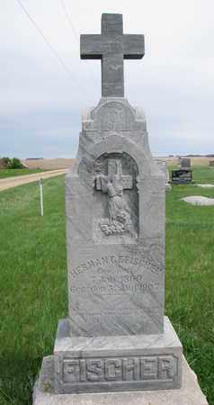 FISCHER, HERMAN G.F. - Cuming County, Nebraska | HERMAN G.F. FISCHER - Nebraska Gravestone Photos