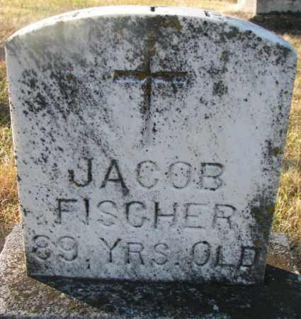 FISCHER, JACOB - Cuming County, Nebraska | JACOB FISCHER - Nebraska Gravestone Photos