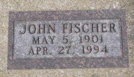 FISCHER, JOHN - Cuming County, Nebraska | JOHN FISCHER - Nebraska Gravestone Photos