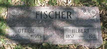 FISCHER, ALBERT - Cuming County, Nebraska | ALBERT FISCHER - Nebraska Gravestone Photos