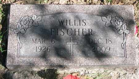 FISCHER, WILLIS - Cuming County, Nebraska | WILLIS FISCHER - Nebraska Gravestone Photos